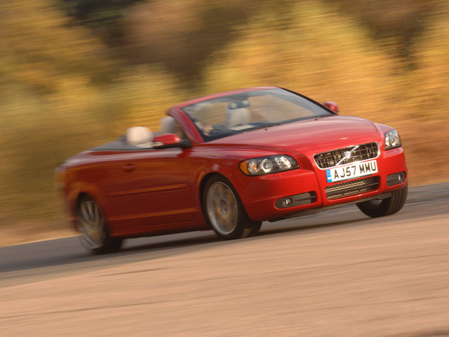 Used car buying guide: Volvo C70