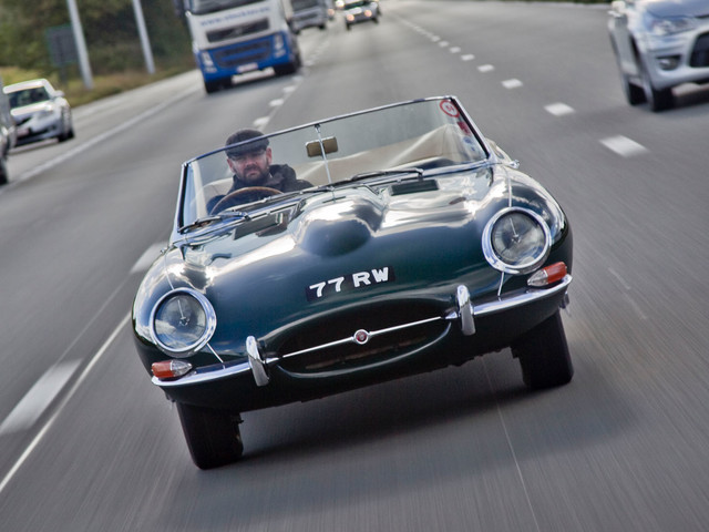 How I fell in love with cars: Colin Goodwin