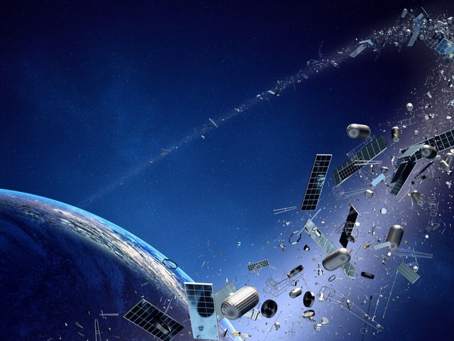 Satellite collisions may set off a space-junk disaster that could end human access to space. Here's how.