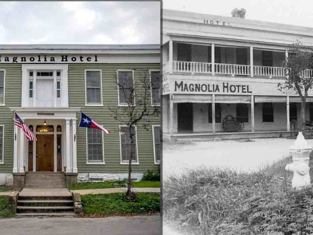 GO IF YOU DARE: Haunted Magnolia Hotel in Texas to open for overnight stays