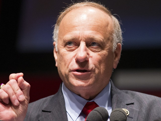 Steve King: 'Hispanics And The Blacks' Will Fight Each Other Before Overtaking White Population