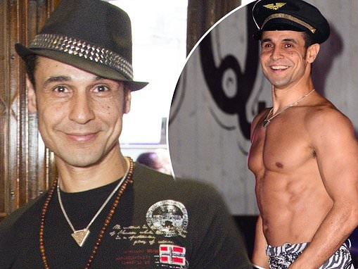X Factor star Chico says he thought he was going to die after suffering stroke