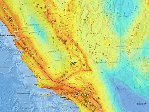 'Swarmageddon' of over 1,000 small quakes sparks fresh fears of a megaquake in Southern California