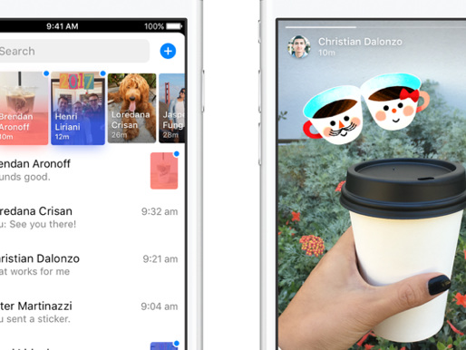 Facebook is killing its standalone Snapchat clone in Messenger and putting the feature everywhere else (FB)