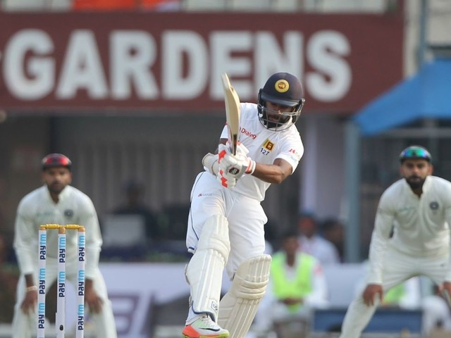 Excited by how Sri Lanka fought over four days - Pothas