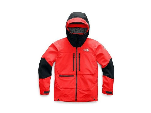 Protective Adventurer Outerwear - The North Face Summit L5 FUTURELIGHT Jacket is Windproof and More (TrendHunter.com)