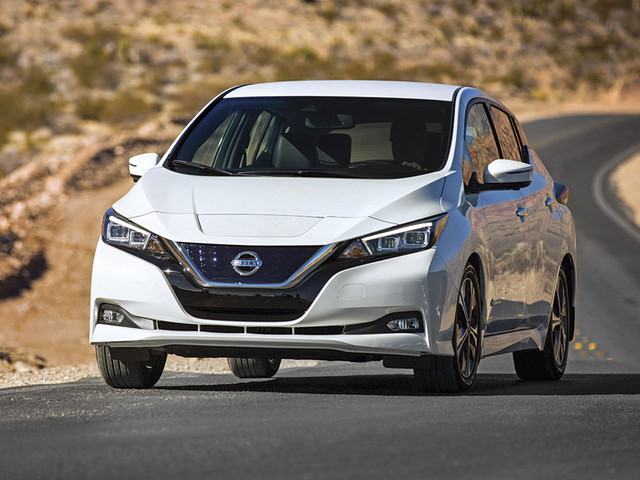 Review: 2018 Nissan Leaf review, test drive