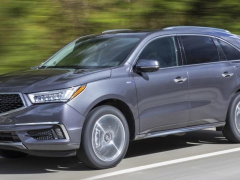 2019 Acura RDX Rated Top Safety Pick+ by IIHS