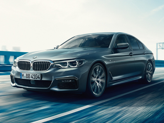 2017 BMW 5-series launched at Rs 49.9 lakh
