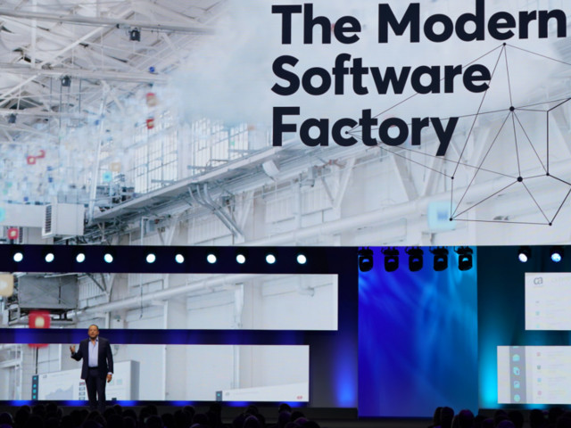 CA 'Modern Software Factory' Boosted By DevOps, Automation & Security Updates