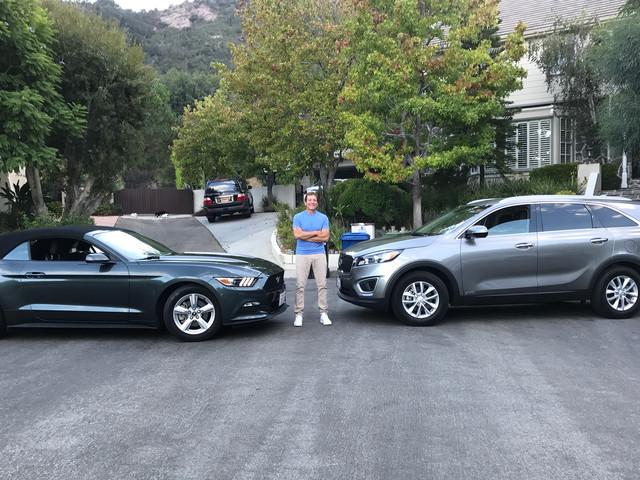 Celebrity Drive: Actor Steve Guttenberg