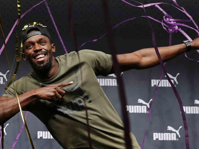 Usain Bolt urges vigilance over doping ahead of last race