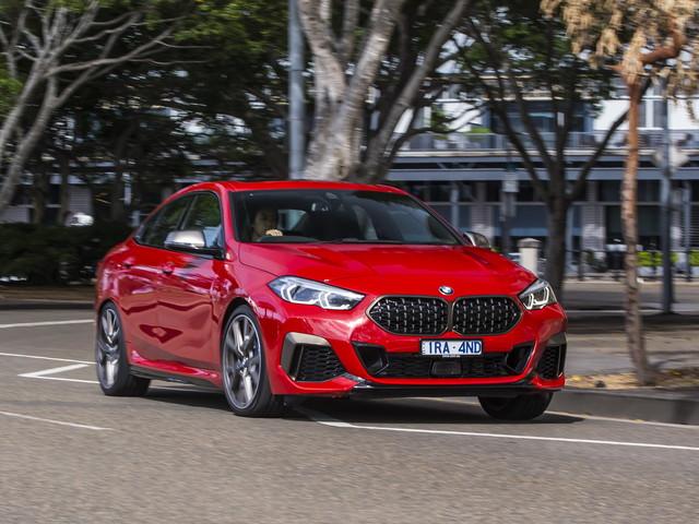 Video: BMW M235i Gran Coupe takes on Mercedes-AMG A35 Sedan