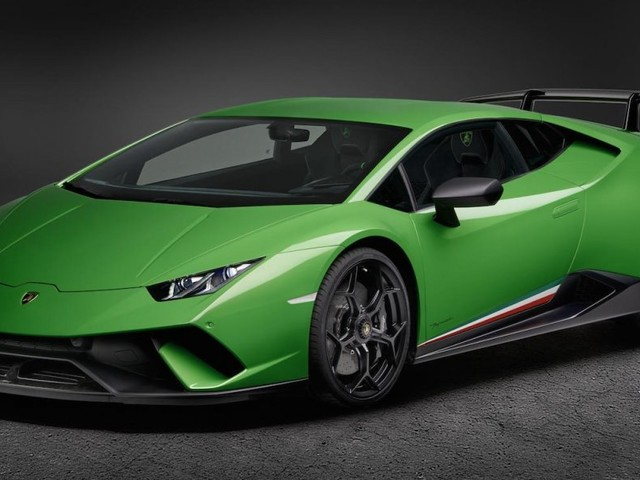 The Huracán Performante is the ultimate Lamborghini