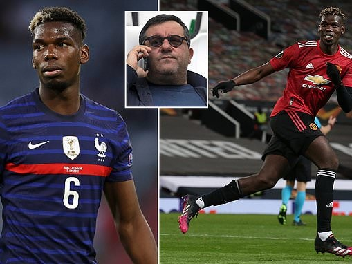 Paul Pogba could become HIGHEST-PAID player in Premier League 'as Manchester United prepare deal'