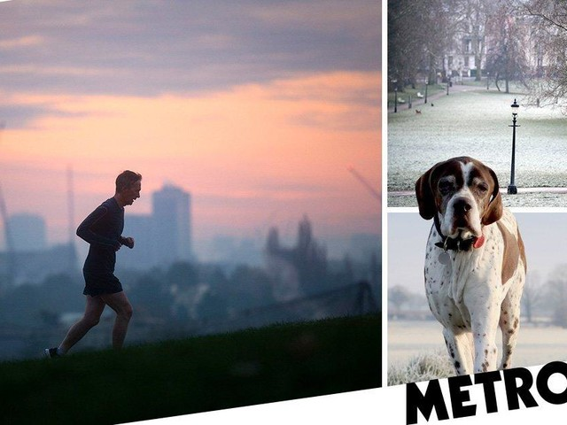 Risk of 'significant snow' to come after temperatures plunged below -8°C
