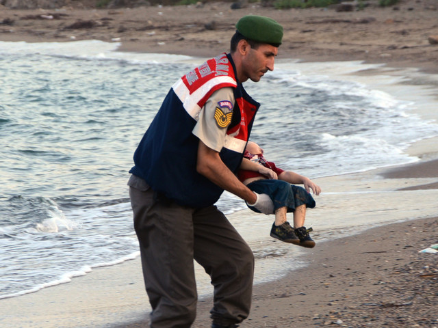 It's Two Years Since Alan Kurdi's Body Washed Ashore - And Refugees Are Still Being Forgotten