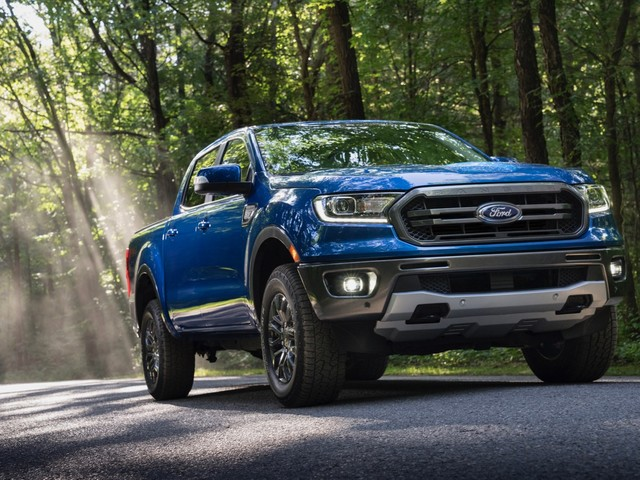 Ford Ranger FX2 Package takes 2WD models off-road
