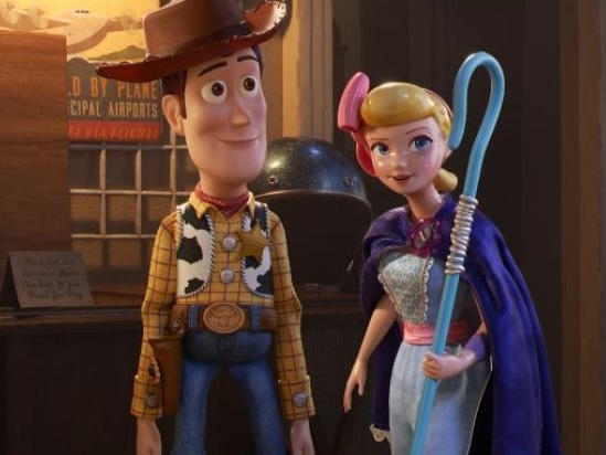 'Toy Story 4' Stays No. 1 With $58 Million in 2nd Box Office Weekend