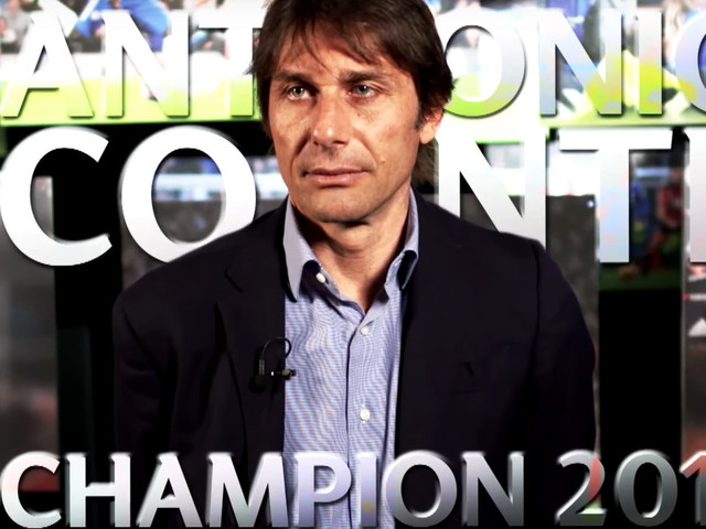 WATCH: Chelsea mark Conte's 50th Premier League game with video tribute to last season