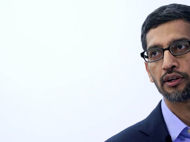 Read the letter that more than 1,600 Google employees sent to CEO Sundar Pichai asking the company to stop selling technology to police forces: 'We want Google to take real steps to help dismantle racism.' (GOOG, GOOGL)