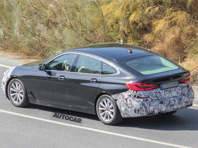 New BMW 6 Series GT facelift seen as axe falls in US