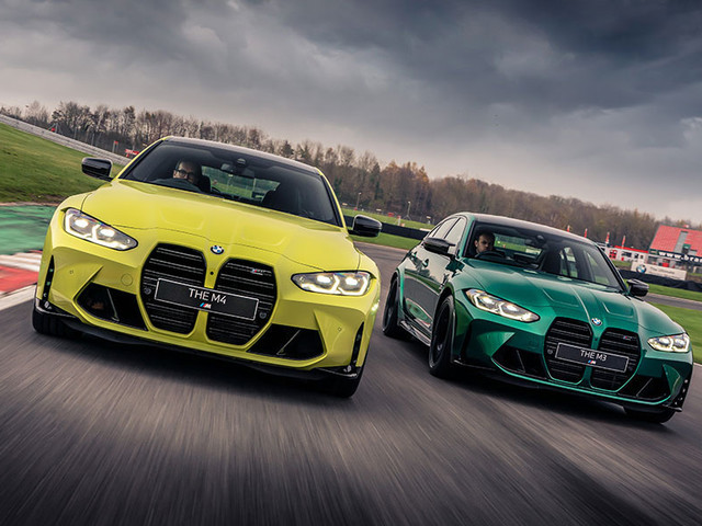 Advertising Feature   The BMW M3 and M4: designed to thrill