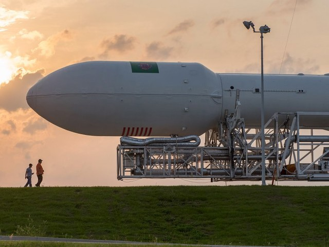 Watch live: SpaceX is quietly launching the first 2 of nearly 12,000 satellites to blanket Earth in high-speed internet