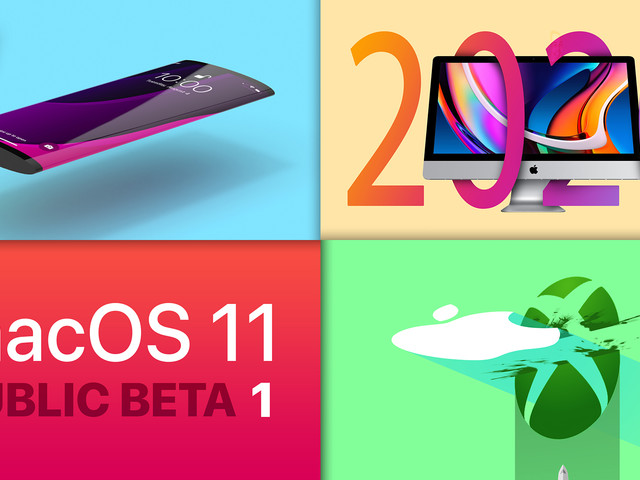 Top Stories: New 27-Inch iMac, macOS Big Sur Public Beta, No Microsoft xCloud for iOS