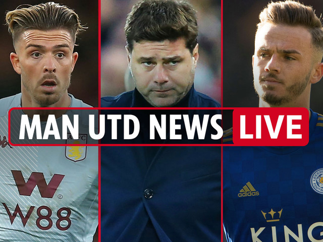 11pm Man Utd news LIVE: Pochettino meets Woodward advisor, Grealish AND Maddison £160m transfer deal, Dembele eyed