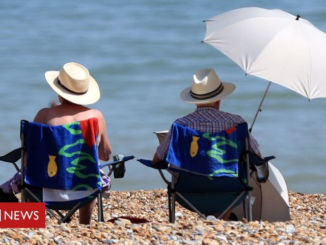 Met Office forecasts Wales' hottest day of the year for the east