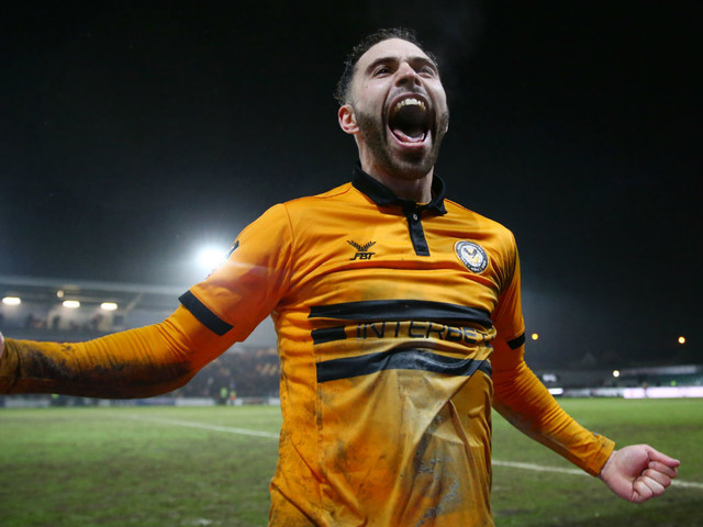 FA Cup fifth-round draw and TV guide: Newport line up home tie with Man City