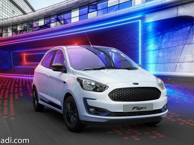 Ford Figo Sales Dropped By 93% In July 2020