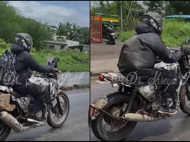 Upcoming Yezdi ADV & Scrambler Spotted Testing In India – Video