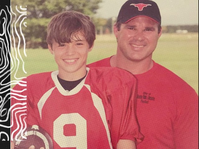 The legend of Gardner Minshew, explained by his dad