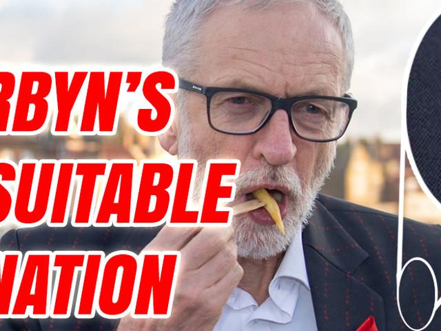 Jermyn Corbyn's Tax-Dodging Suit?