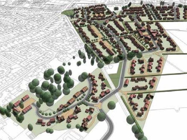 "Bid for 420 homes which would make Stanway ""like a car park"" set to get approval"