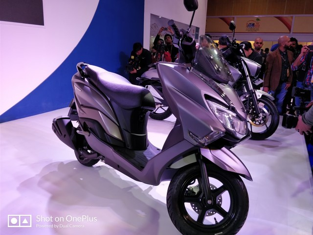 Suzuki Burgman Street 125 To Be Reportedly Priced At INR 76,000 (On-Road)
