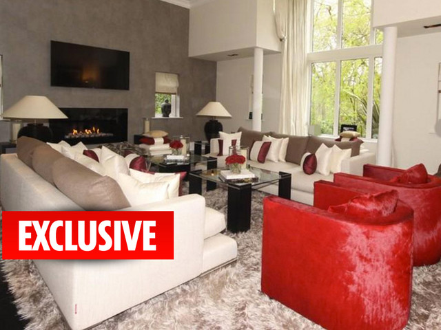Ryan Giggs struggles to sell £3.5m mansion 18 months after Man Utd legend put it on sale – and includes odd purple rooms