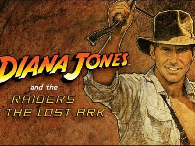 BRAD'S APRIL ESCAPE, PART 4 - RAIDERS OF THE LOST ARK