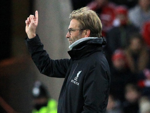 Klopp hopes reserves can avoid FA Cup slip-up
