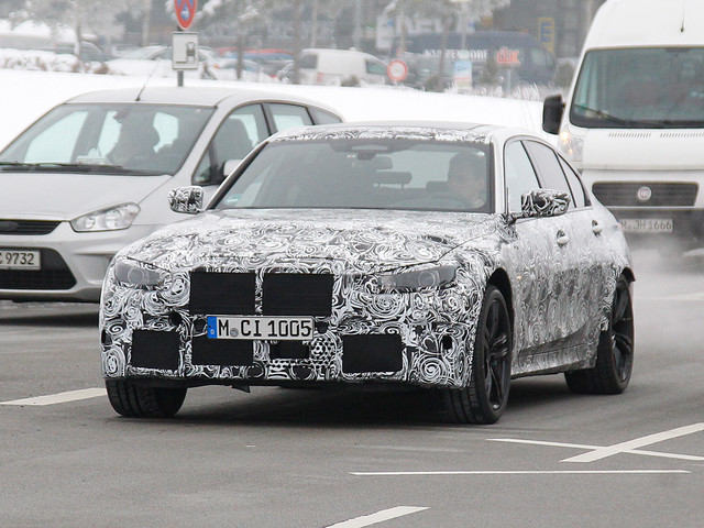 Next BMW M3 to go all 4WD - the inside scoop on BMW M's crucial new model