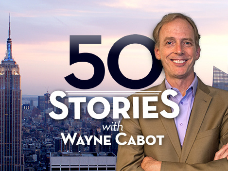 50 Stories: Newsman Dave Marash Looks Back On The Early Days