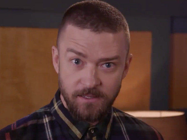 Justin Timberlake Celebrates His Super Bowl Halftime Show Announcement Via Jimmy Fallon Freak Out