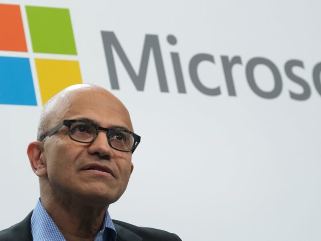 Microsoft CEO Satya Nadella addresses the protests across the US in an employee town hall: 'My ask to each of you is to come together' (MSFT)