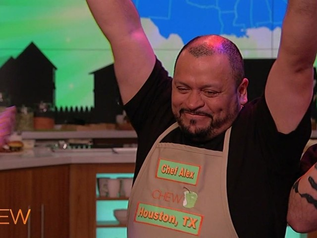 Houston chef advances to final round of competition for 'The Chew's' Best Chef on the Block
