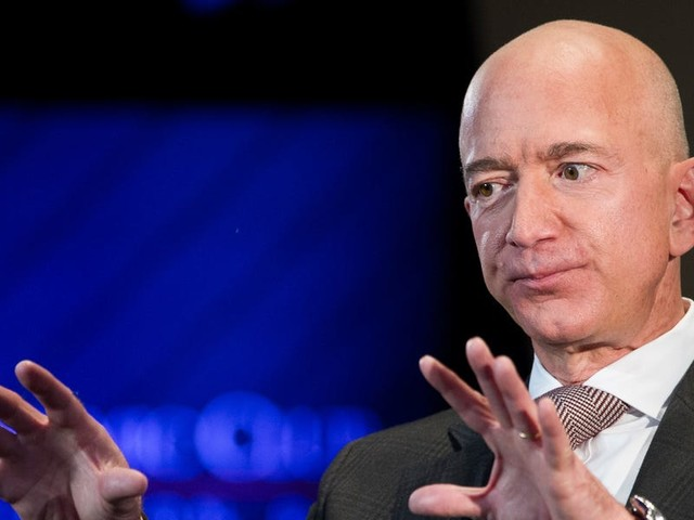 Jeff Bezos is getting praised for calling out racist emails from customers. Here are the Amazon CEO's sharpest jabs at his critics, from calling one 'the kind of customer he's happy to lose' to a reported blackmail attempt (AMZN)