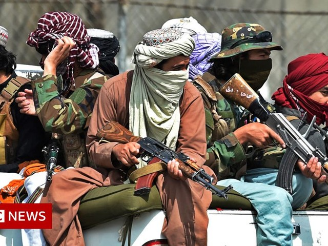 MI5 boss warns of Afghanistan 'morale boost' for extremists
