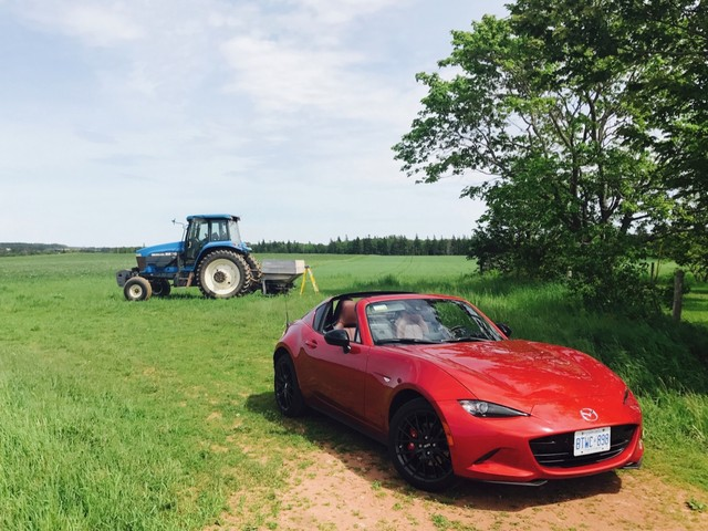 2017 Mazda MX-5 Miata RF Review – How Much Extra Will You Pay for Less Convertible?
