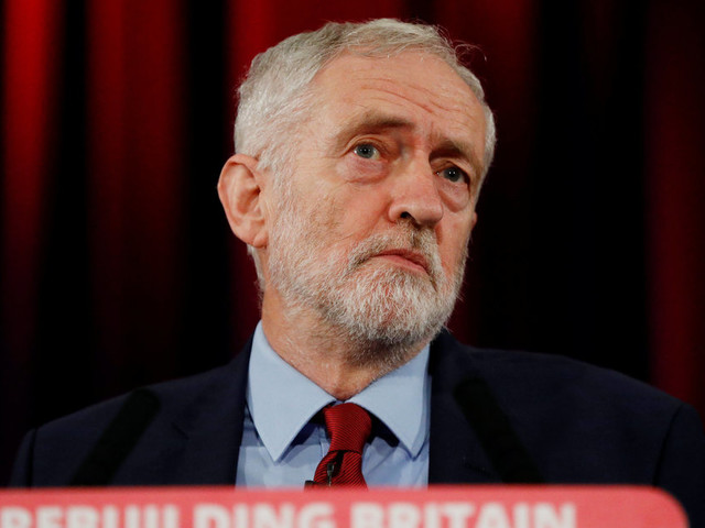 The Mail On Sunday Called Jeremy Corbyn A 'Dangerous Hero' And It's Raising A Few Eyebrows